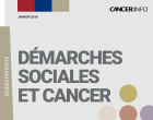 Démarches sociales et Cancer - Guide Patients - INCa
